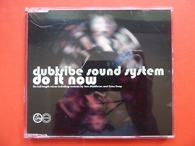 Dubtribe Sound System 'Do It Now' CD (2001) NEW