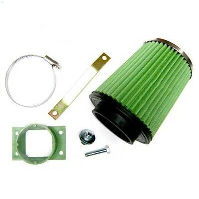 Kit Admission Directe d'air GREEN pour BMW E30