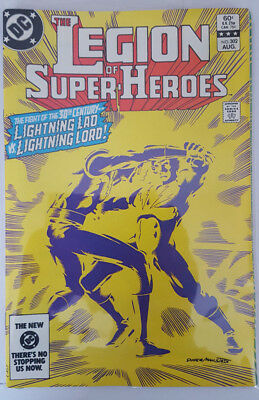 LEGION OF SUPER-HEROES (1st) # 302, to # 323, (DC COMICS / 22 ISSUE RUN )