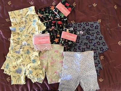 Wholesale Lot Brand New 25 Gymboree Bike Shorts 6 12 Months 3T 4 $325 Retail