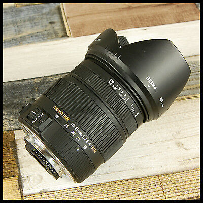 NICE Optical Stabilizer Nikon AF-S HSM Digital fit Sigma 18 50mm DC OS Zoom