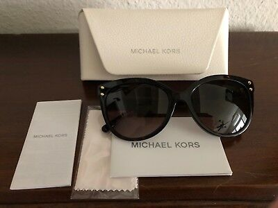 a44d899685979 Michael Kors Sunglasses Tortoise Shell Brown MK2045(Jan) T NEW WITH CASE