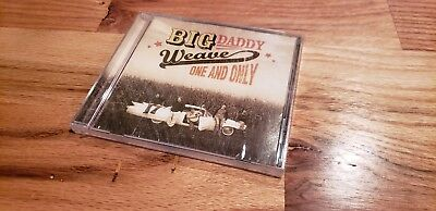 One and Only by Big Daddy Weave (CD, Oct-2002, Fervent Records)