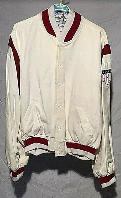 A League of Their Own Ladies Varsity Baseball Jacket-Collectable Size XL