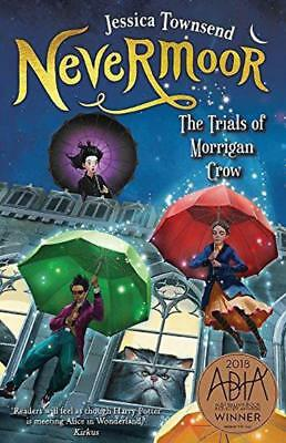 Nevermoor - Jessica Townsend - Free Shipping