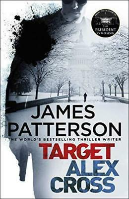 Target: Alex Cross: - James Patterson - Free Shipping