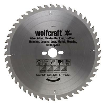 Wolfcraft 6684000 1 Lame de Scie Circulaire Table Ø 315 Mm Ct Alésage Ø 30...