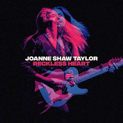 Joanne Shaw Taylor - Reckless Heart (NEW CD ALBUM) (Preorder Out 15th March)