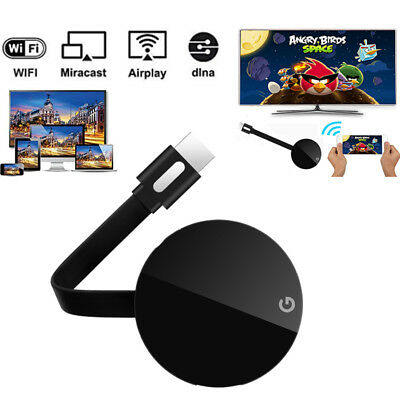 MiraScreen WiFi Display Receiver TV Stick Miracast Airplay DLNA HDMI Dongle