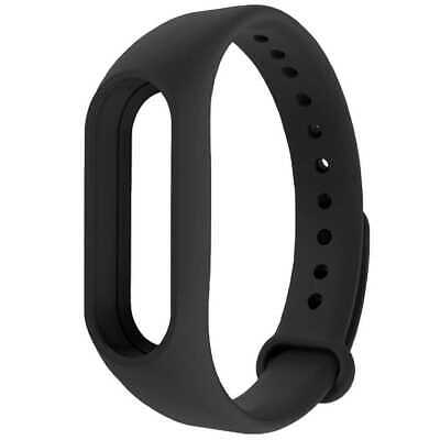 Bracelet Strap Watchband Wristband Replacement for Xiaomi Mi Band 4 3 Black