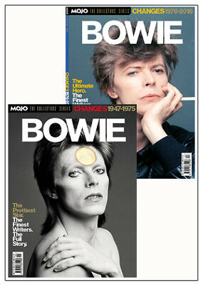 MOJO: The Collectors Series: David Bowie Series BUNDLE