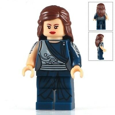 JANE FOSTER Marvel Universe Block Minifigure **NEW** Custom Printed THOR