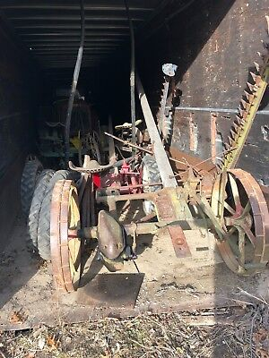 Antique Horse Drawn Equipment 2qty JD One Bottom sulky Plow,2qty...