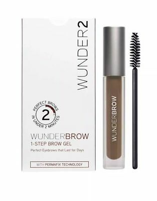 WUNDERBROW Brow Gel Perfect Eyebrows In 2 Mins- Brunette