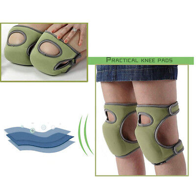 1Pair Garden Knee Protector Soft Foam Cushion Support Pads Protection Outdoor