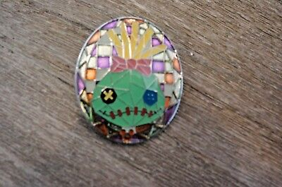 Disney Hong Kong Parks HKDL Mosaic Collection Stained Glass Scrump Pin