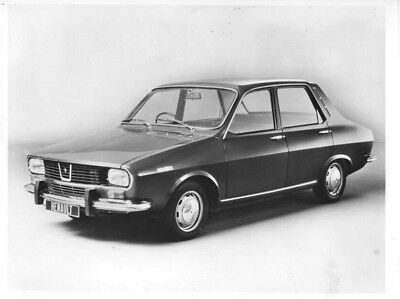 1974 Renault 12 TL ORIGINAL Factory Photo oac1270