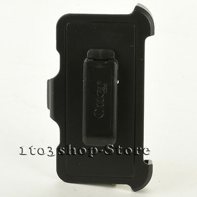 Original OtterBox Holster Belt Clip For iPhone XS Max Defender Case - Black