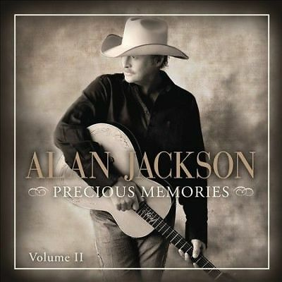 Precious Memories, Vol. 2 by Alan Jackson (CD, Mar-2013, Alan's Country Records)