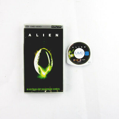 PSP UMD VIDEO : ALIEN in OVP - Playstation Portable Film