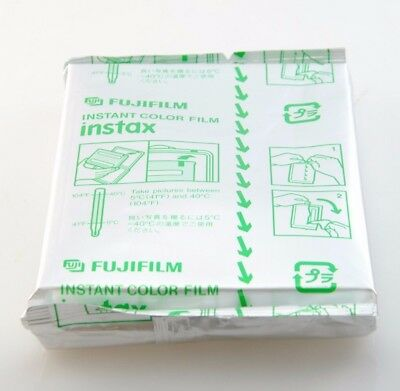 Fuji Instax Wide Film. 10 Shots. Expired 2007. for Instax Wide Cameras
