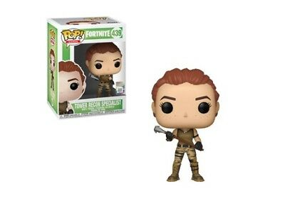 Funko Llc 34463  Pop! Games: Fortnite-Tower Recon Specialist