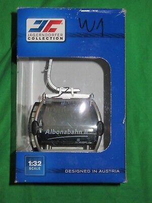 Jagerndorfer Collection Albonabahn 11 Cable Car 1/32nd G scale VGC boxed