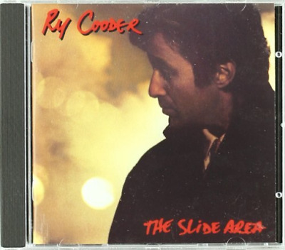 Ry Cooder-The Slide Area CD NEW