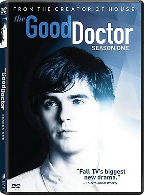 The Good Doctor - Stagione 01 5 Dvd NUOVO FREDDIE HIGHMORE Universale14/11/2018