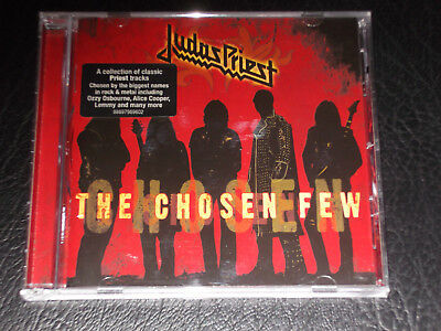 JUDAS PRIEST (The Chosen Few) CD's New Not Sealed