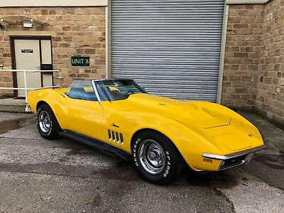 1969 Chevrolet Corvette Stingray 427 C3