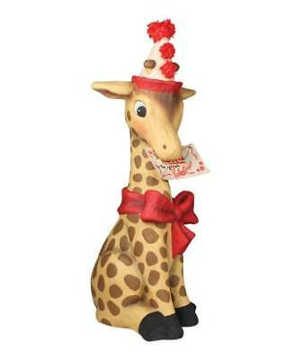 Bethany Lowe I Long To Be With You Giraffe Figure NEW TJ7725 Collectible