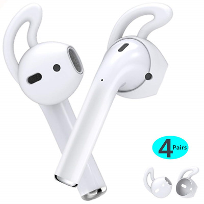 AirPods and EarPods Hooks Covers Accessories by MRPLUM for Apple Earphone...
