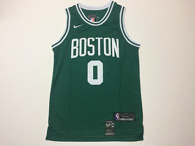 8ffa761390d MEN S BOSTON CELTICS Jayson Tatum  0 Black Jersey S-2XL -  40.99 ...