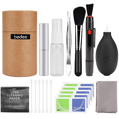 Camera Cleaning Kit, bedee Lens Kit SLR Cleaner DSLR with Cloth/Cleaning...