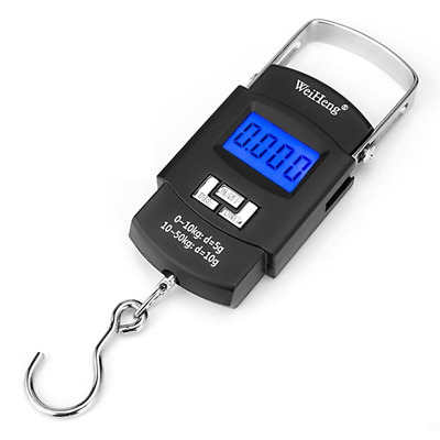 Odowalker Fishing Electronic Weighing Scales Luggage Scale Hanging Hook...