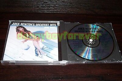 Juice Newton Newton's Greatest Hits and More NM USA 1987 CD 15 Tracks