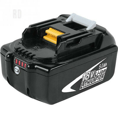 Dosctt for Makita BL1850B 18V 5.0 Ah Lithium-Ion Replacement Battery Pack...