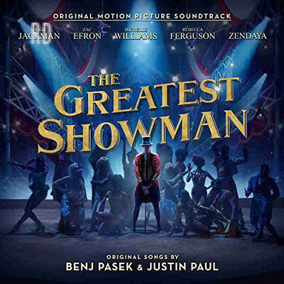 The Greatest Showman Soundtrack)