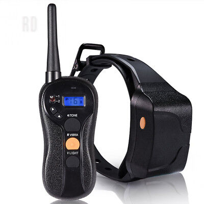 WOLFWILL Blind Operation Remote Dog Training Collar, Rechargeable&Waterproof...