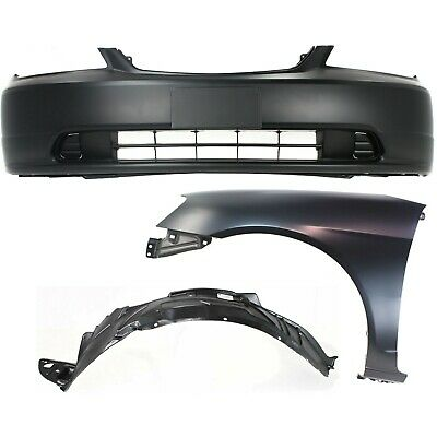 New Auto Body Repair Kit Front Driver Left Side LH Hand Coupe Sedan for Civic
