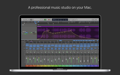 Apple Logic Pro X 10.4.4 updated App Store | Full license | Instant donwload.
