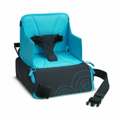 Munchkin Travel Baby Booster Seat Perfect For Holidays, Travel Or Home NEW