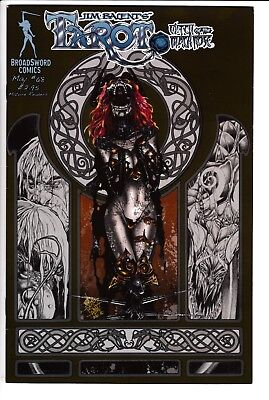 TAROT WITCH OF THE BLACK ROSE #68, COVER A, Broadsword Comics (2011)