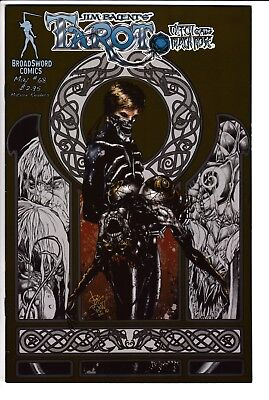 TAROT WITCH OF THE BLACK ROSE #68, COVER B, Broadsword Comics (2011)