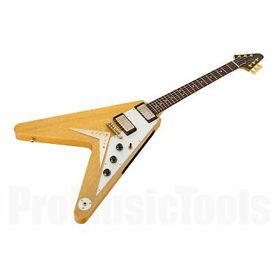 Hamer USA Vector Korina * NEW (NOS) * vintage flying v