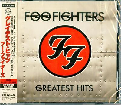 Foo Fighters-Greatest Hits-Japan Cd F30