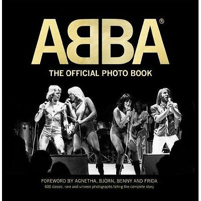 ABBA: The Official Photo Book, Petter Karlsson,Jan Gradvall, New condition, Book