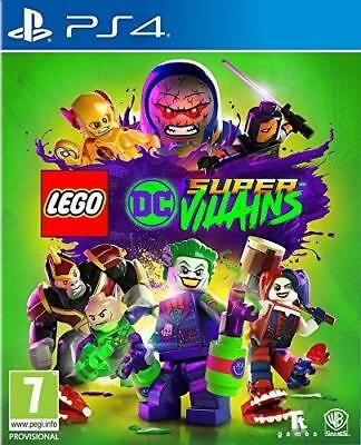 Lego Dc Super-Vilains Warner Bros