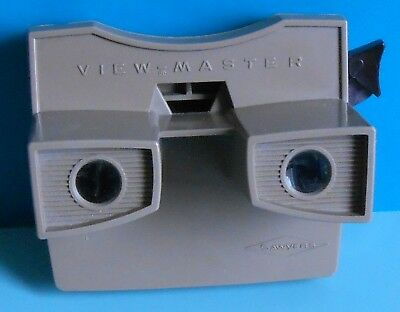 View Master Viewer ~ Model G ~ Beige ~ Viewmaster